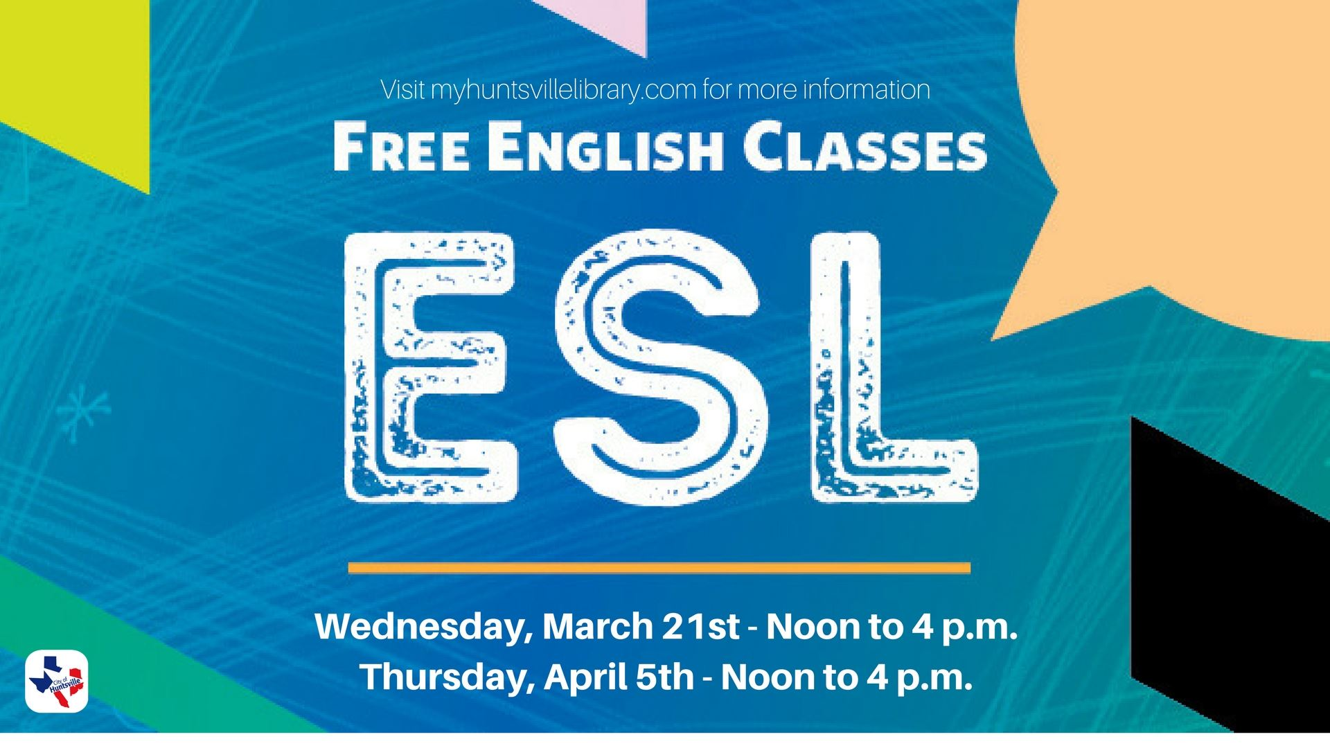 ESL March and April