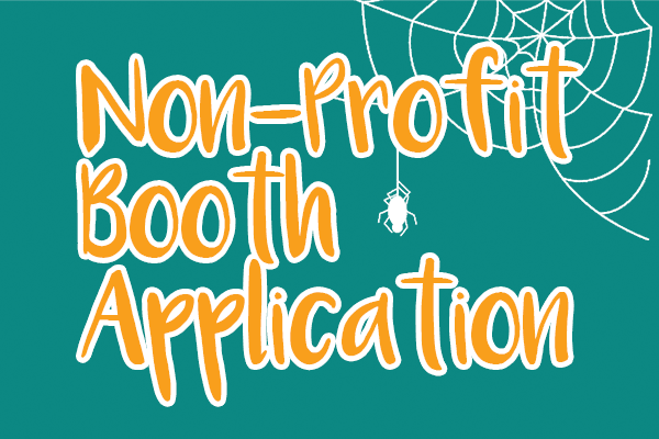 Non-Profit Booth Application
