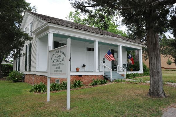 Gibbs-Powell Home/Museum