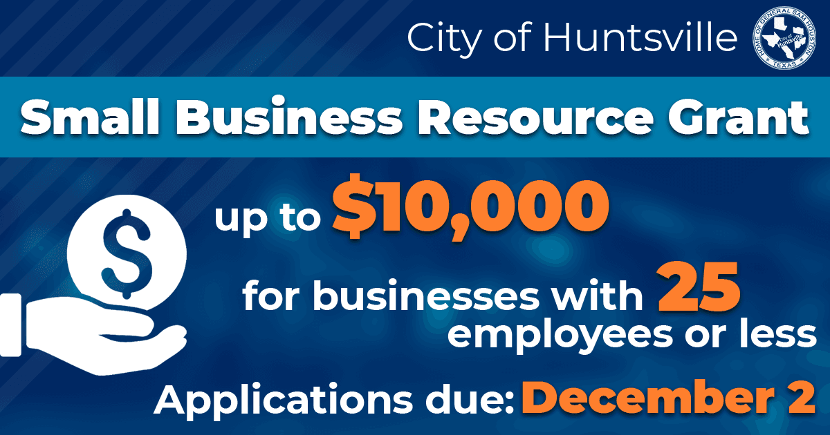 Small Business Resource Grant - FB