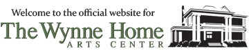 Welcome to the official website of the Wynee Home Arts Center Logo