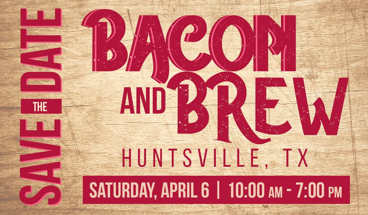 Bacon and Brew Fest April 6, 2019