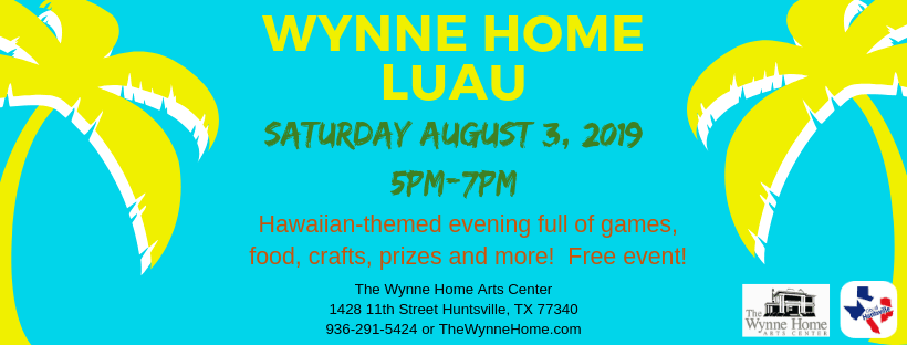 Wynne Home luau 2019