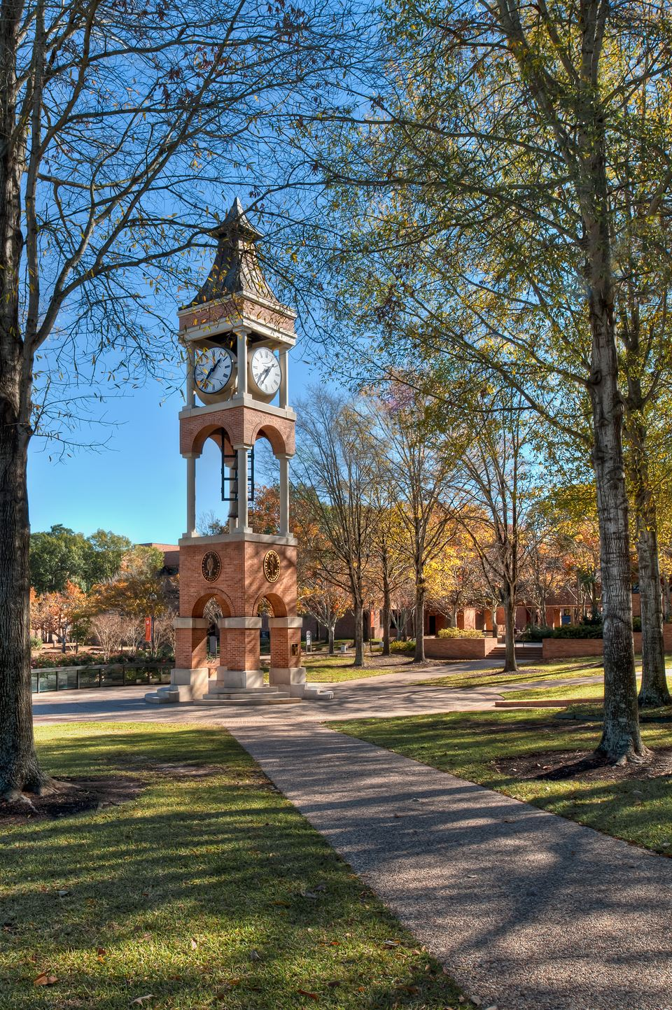 SHSU Clock Tower